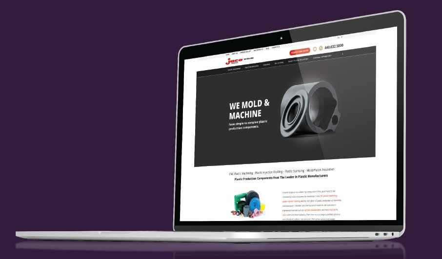 website design Cleveland BEST graphic designer samples