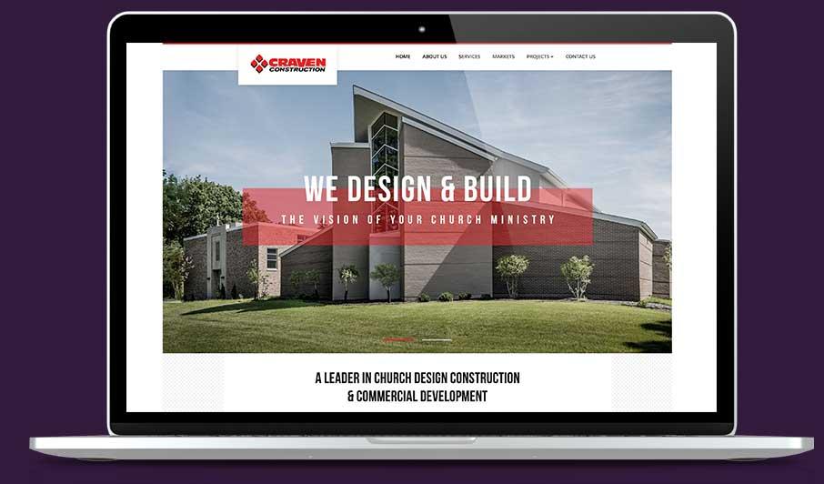 web design portfolio cleveland graphic designer