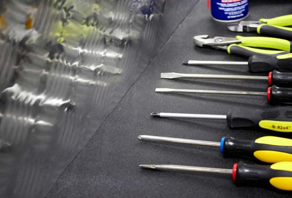 Protect your tools with a tool box liner from Zerust Consumer Products | Rust & Corrosion Prevention Products