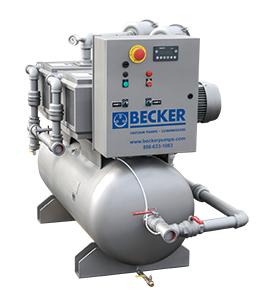 Industrial Vacuum Pump - Becker Pumps Corporation - Industrial Vacuum Pump Manufacturer -