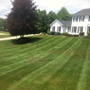 Lawn Care Stow Ohio Services by Allscapes Ohio