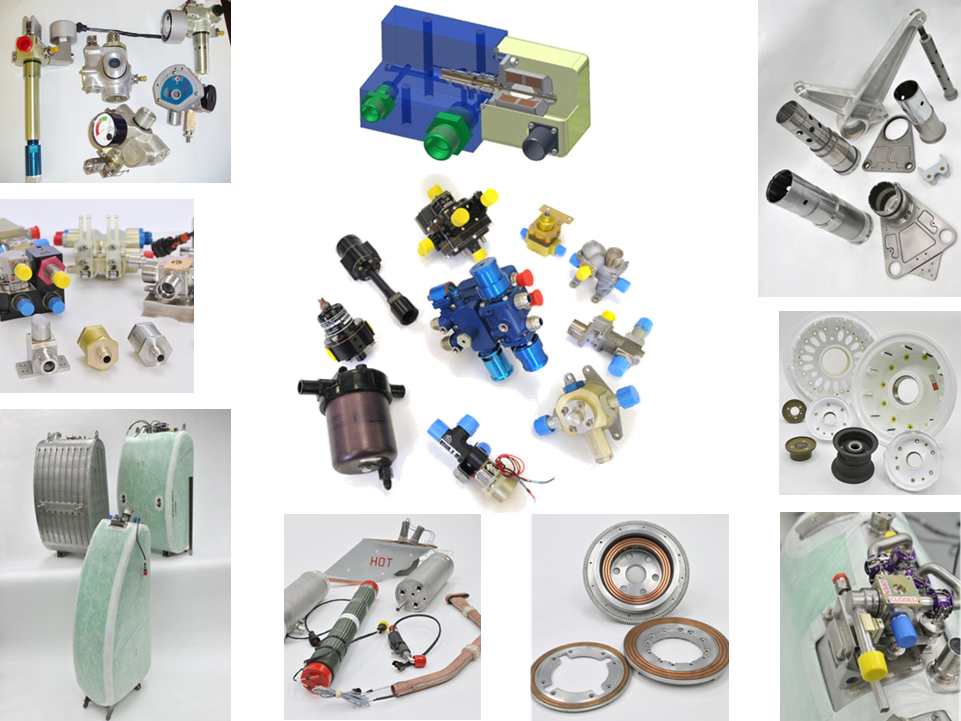 Aerospace Components Manufacturers - National Machine Group - NMG - Aerospace Components - Aircraft Solenoid Valve Manufacturer