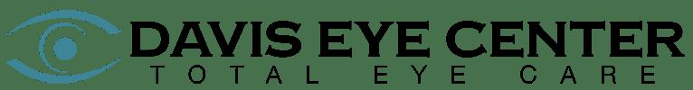 eye doctor open Davis Eye Center logo
