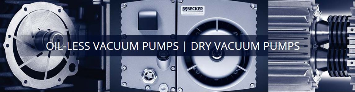 4 Reasons to Choose a Dry Pump from Becker Pumps