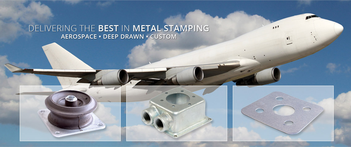 Aerospace Metal Stamping | 5 Facts About Wedge Products