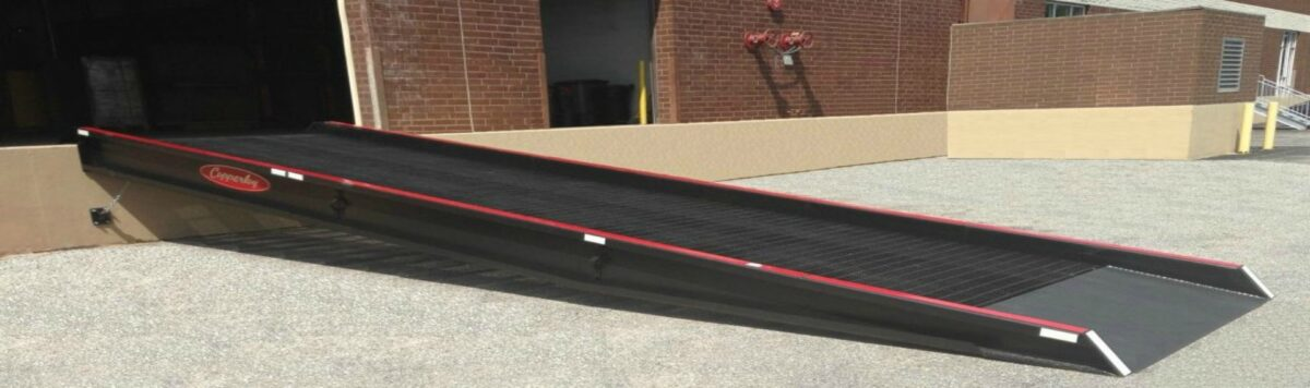 Adding a Copperloy Dock Ramp to Your Facility