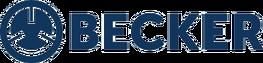 Becker logo medical vacuum pump