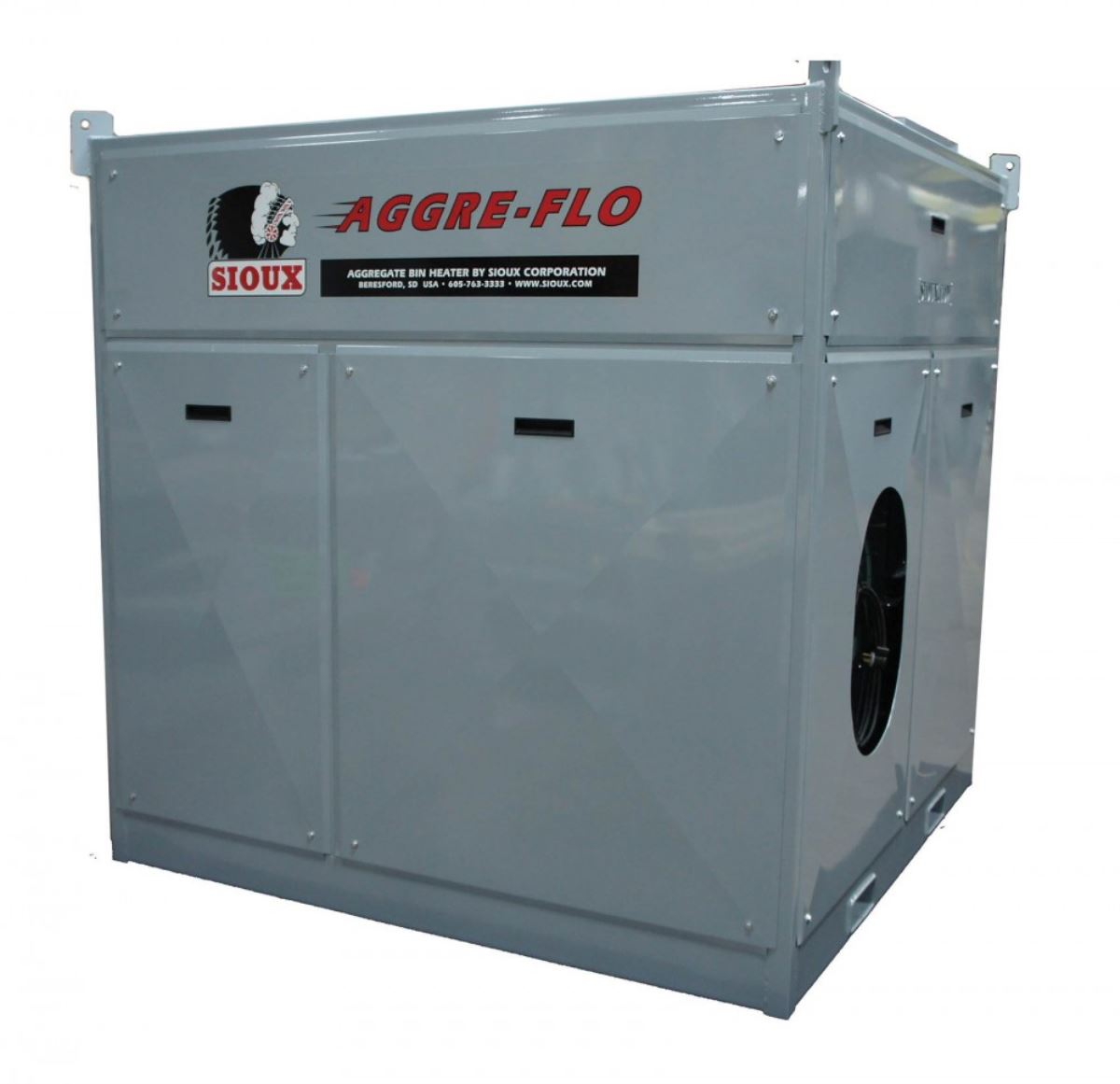 Aggregate Equipment Specialists | Concrete Heating System