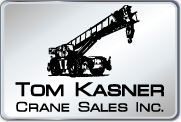 Tower Crane for Sale From Tom Kasner Crane Sales, Inc.
