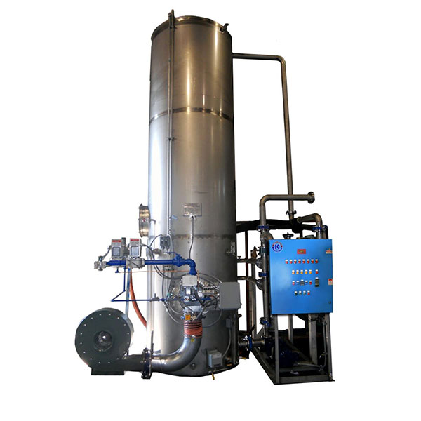 Direct Contact Water Heater Systems
