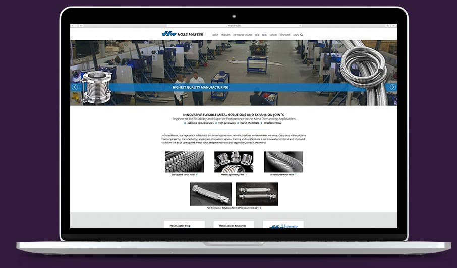 Investing in Quality Industrial Website Design
