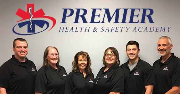 Premier Health & Safety Academy Emergency Medical Responder Class